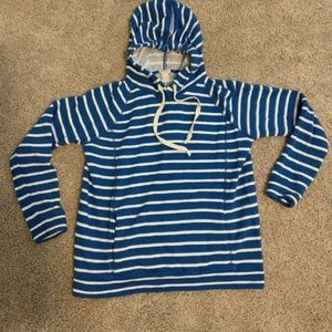 J Crew Hooded Sweatshirt